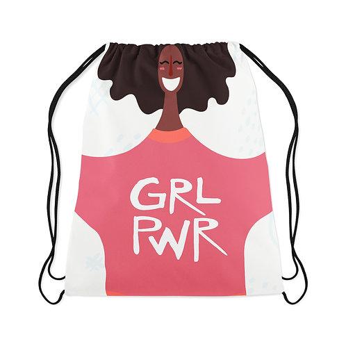 Drawstring Bag GRL PWR