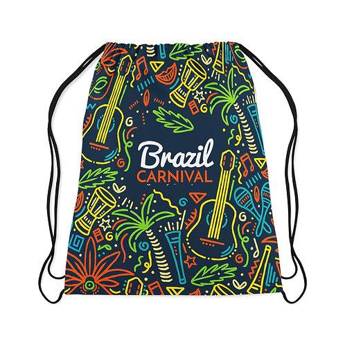 Drawstring Bag Brazil Carnival