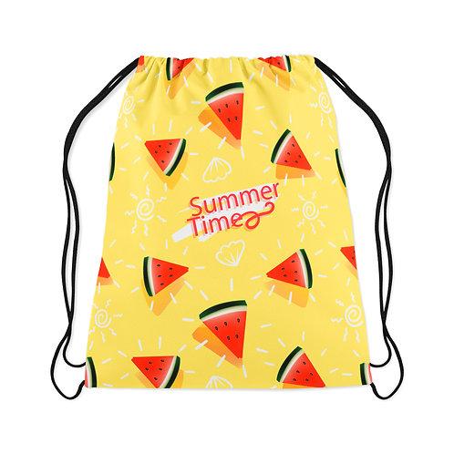 Drawstring Bag Summer Melon
