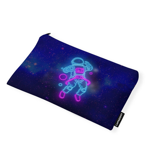Pouch Space Neon