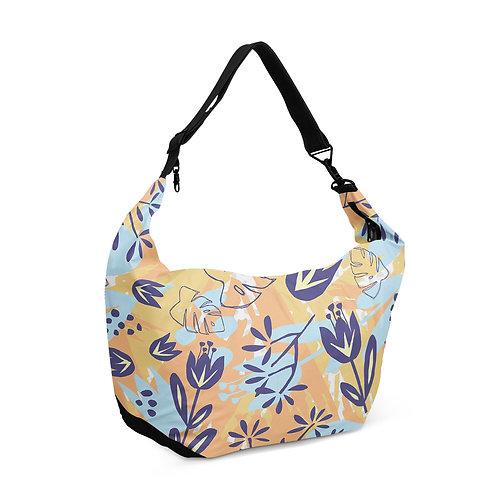 Crescent bag NF Garden Orange