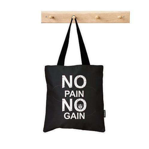 Tote Bag no pain no gain