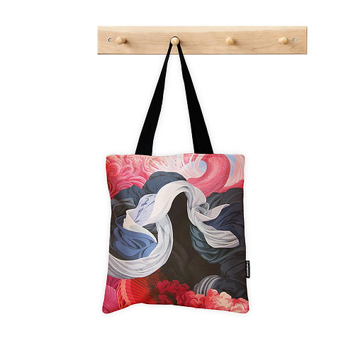 ToteBag Fabric Ghost