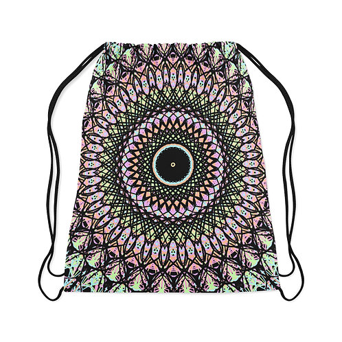 Drawstring Bag Mandala