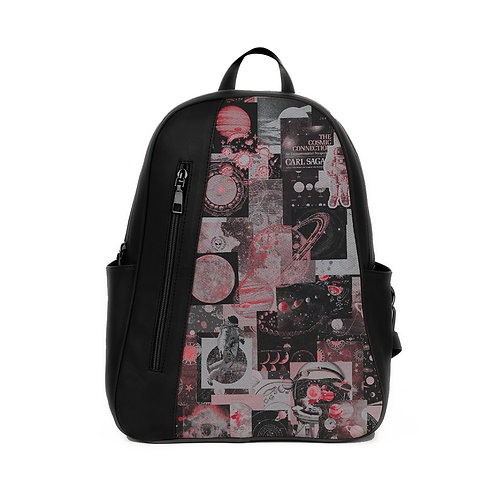 Mixed Backpack Aesthetic