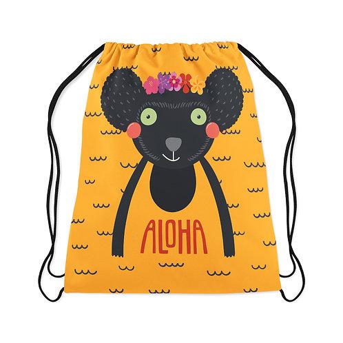 Drawstring Bag ALOHA