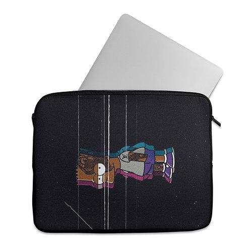 Laptop Sleeve Bart_Tats_Simpson