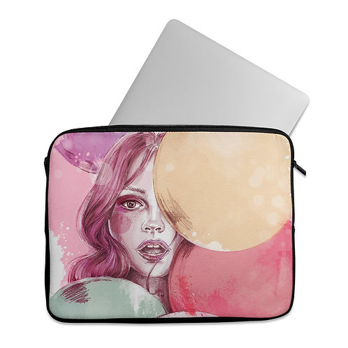 Laptop Sleeve Belle of the ball