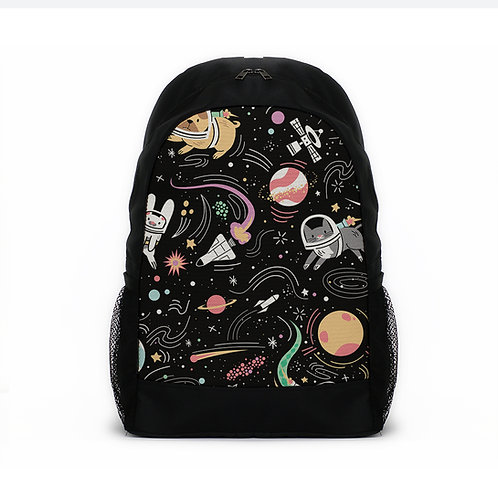 Sports Backpacks Space pets