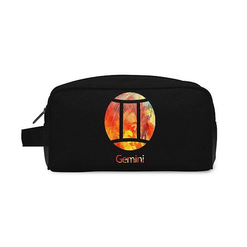 Travel Case Gemini Sign