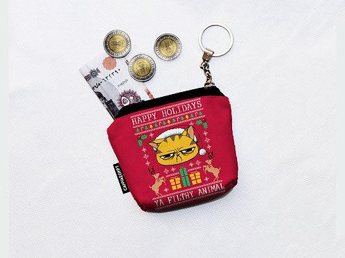 Christmas Coins Pocket