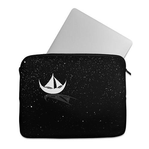 Laptop Sleeve Moon Ship