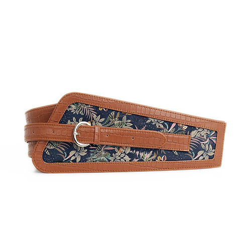 Havana Women's Belt Autumn Leaves