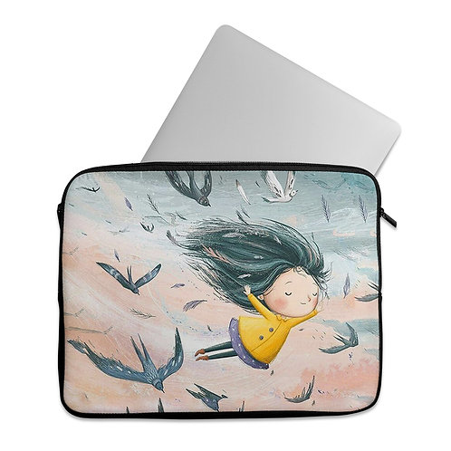 Laptop Sleeve Fly With Me