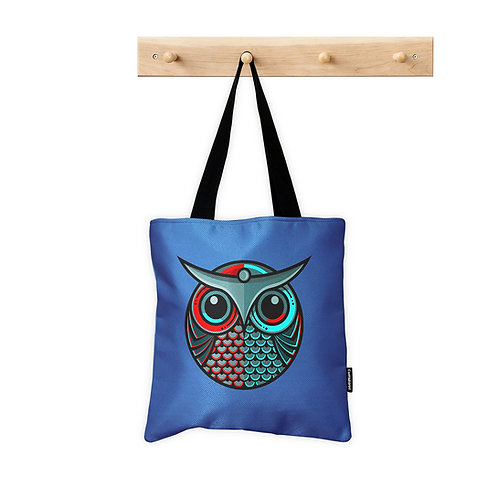 Tote Bag sova-owl