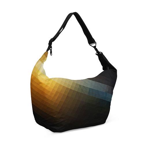 Crescent bag Pixel Sun