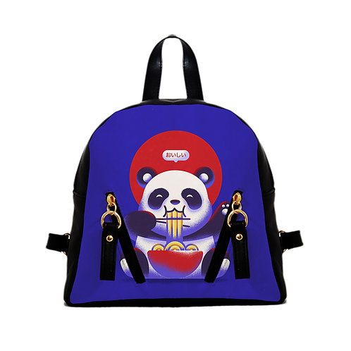Mini Backpack panda mood