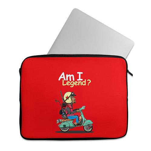 Laptop Sleeve Am I legend