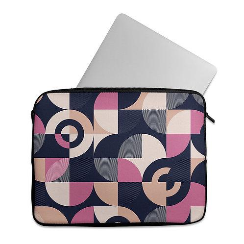 Laptop Sleeve Abtsract shape