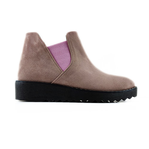 Rose Petty Bootie