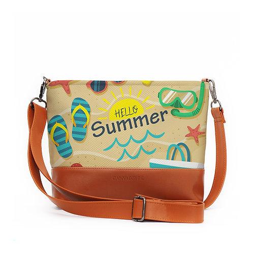 Mixed Crossbody Bags Hello Summer