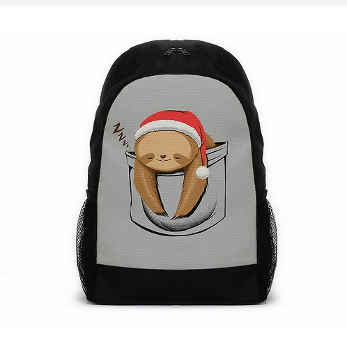 Sports Backpacks Sloth in a pocket