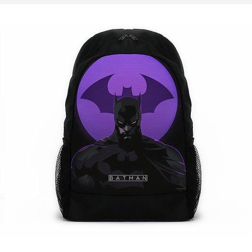 Sports Backpacks Purple Batman