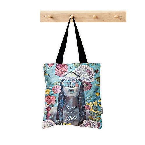 ToteBag All you need is love