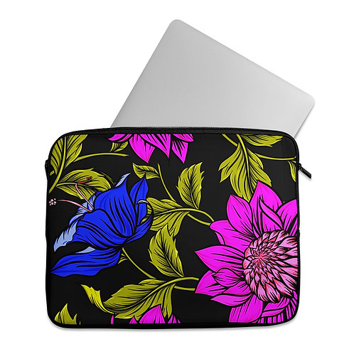 Laptop Sleeve Purple and Blue
