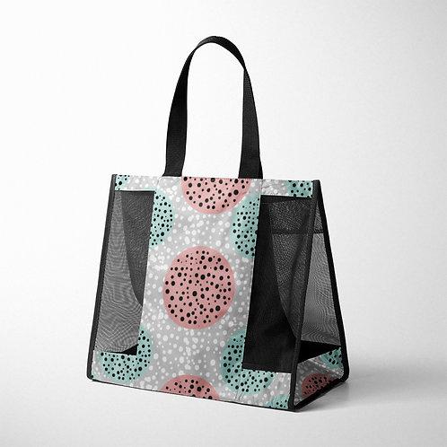 Mesh Bag Printed