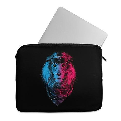 Laptop Sleeve Lion Rider