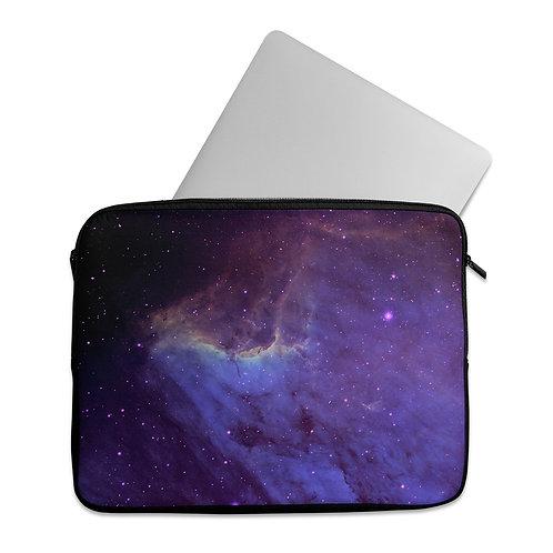 Laptop Sleeve pelikan-tumannost
