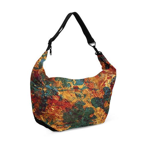 Crescent bag Colors Flow