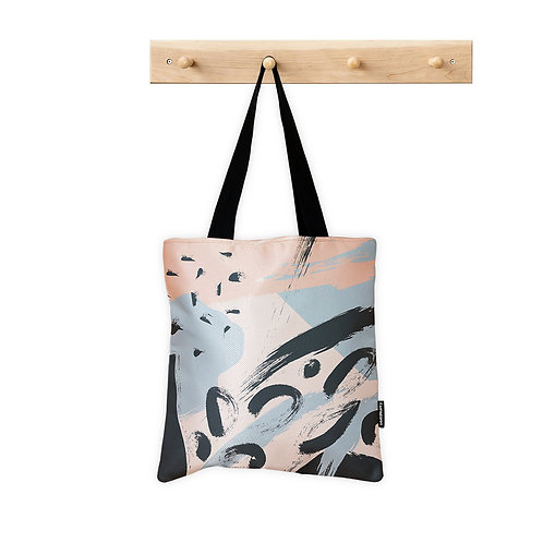 ToteBag Abstract Fin 5