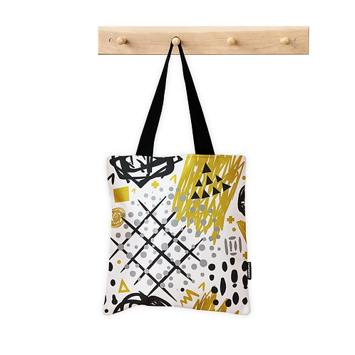 ToteBag Abstract Fin 2