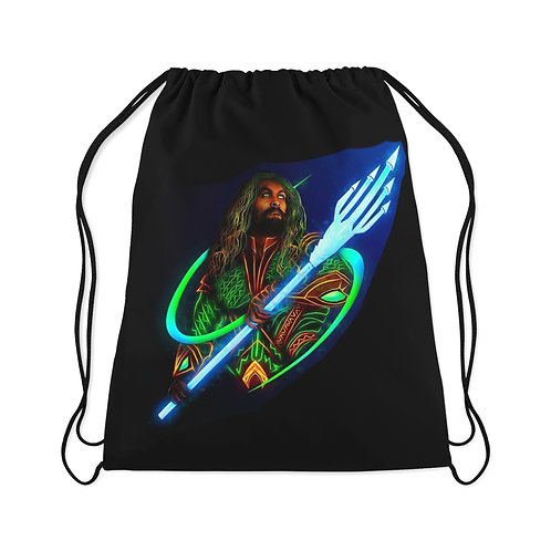 Drawstring Bag Aquaman