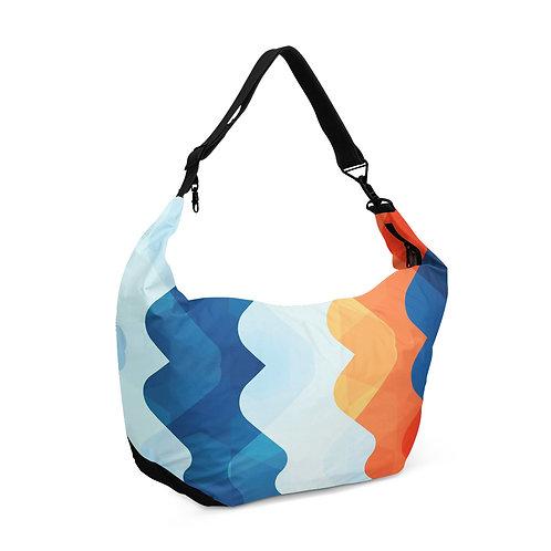 Crescent bag Sea Flow