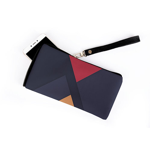 Mobile Case Triangles Colors
