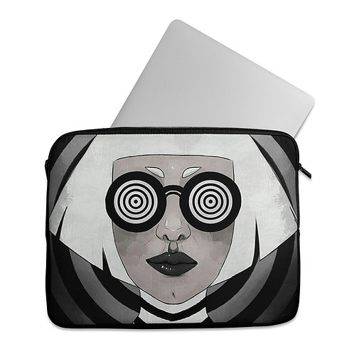 Laptop Sleeve hypnosis
