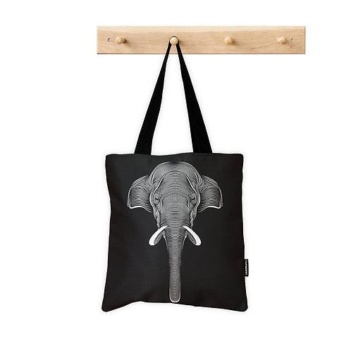 ToteBag Elephant Sktech