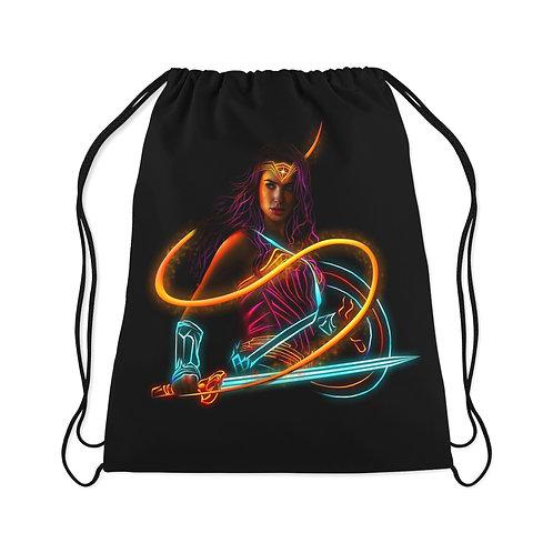 Drawstring Bag Wonder Women