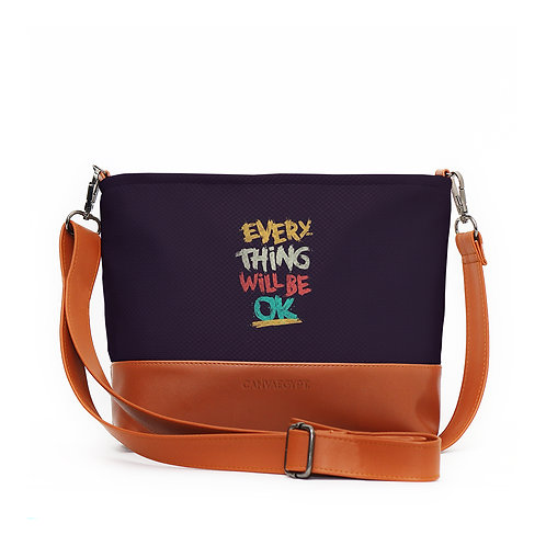 Mixed Crossbody Bags every thing will be ok