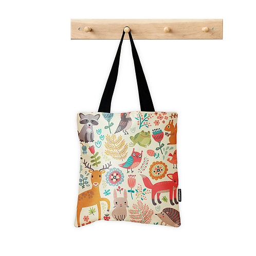ToteBag Animal Forest 1