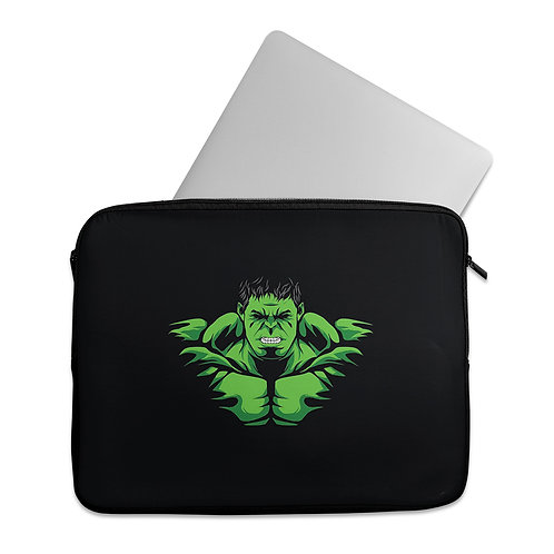 Laptop Sleeve Hulk