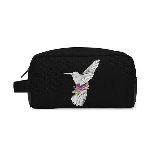 Travel Case White Bird
