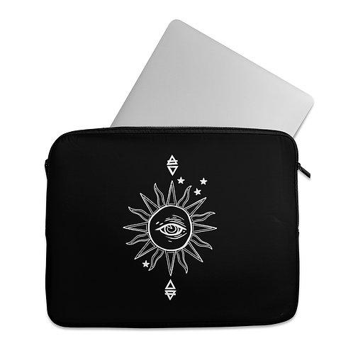 Laptop Sleeve Mystic sun