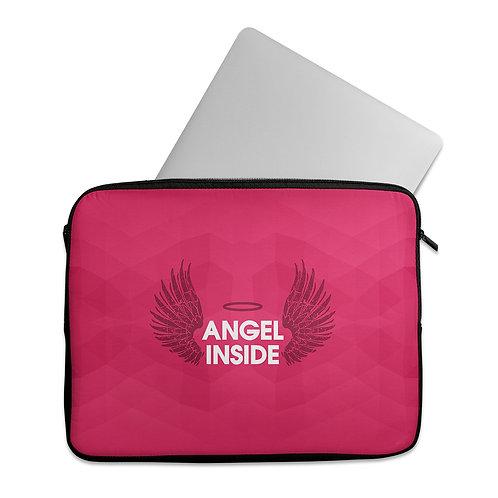 Laptop Sleeve Angel Insdie