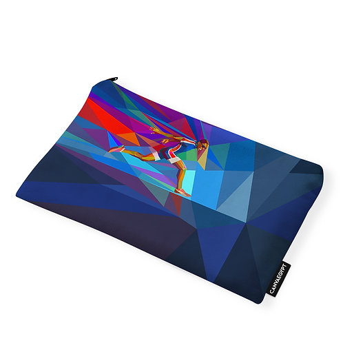 Pouch low-poly
