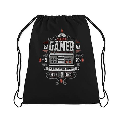 Drawstring Bag Gaming Logo