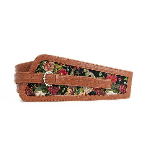 Havana Women's Belt Flowers